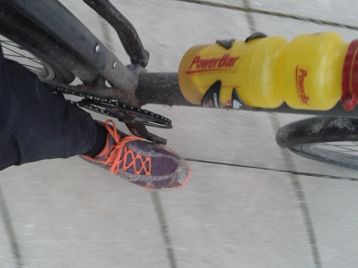 Ismaninger Winterlaufserie 21,4km