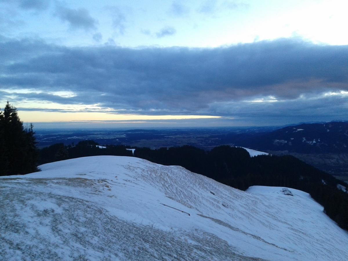 Trailrunning-Runde über Blomberg undZwiesel