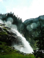 Unterer Krimmler Wasserfall