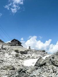 St. Pöltener Hütte am Felber Tauern