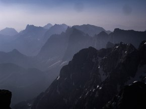 Karwendelmarsch 2013: Mehr Leid alsFreud
