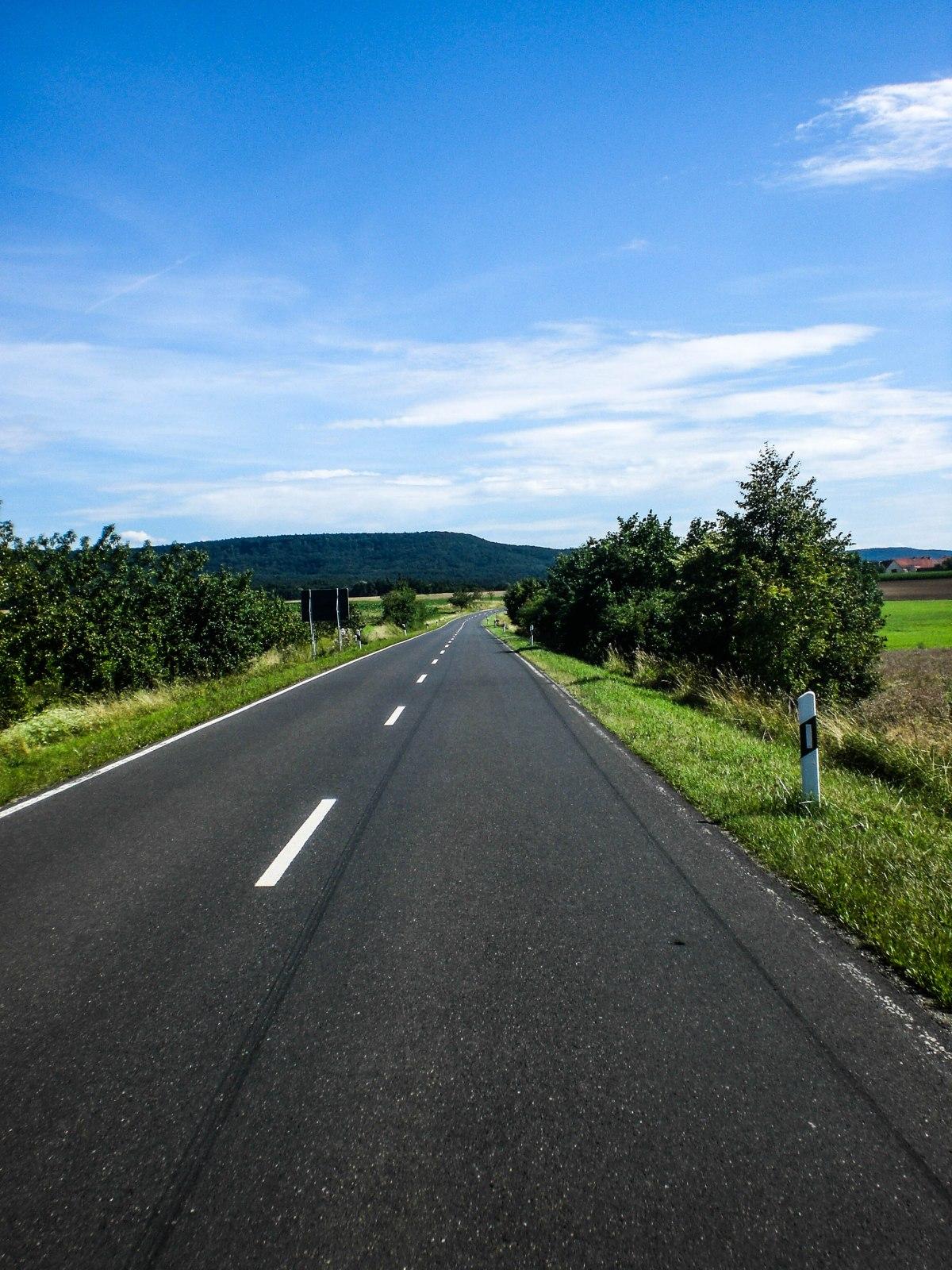 Arbeitsstrecke per Rad – ein kleinesResümee