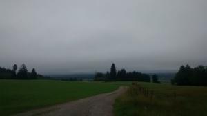 Hügel mit Blick