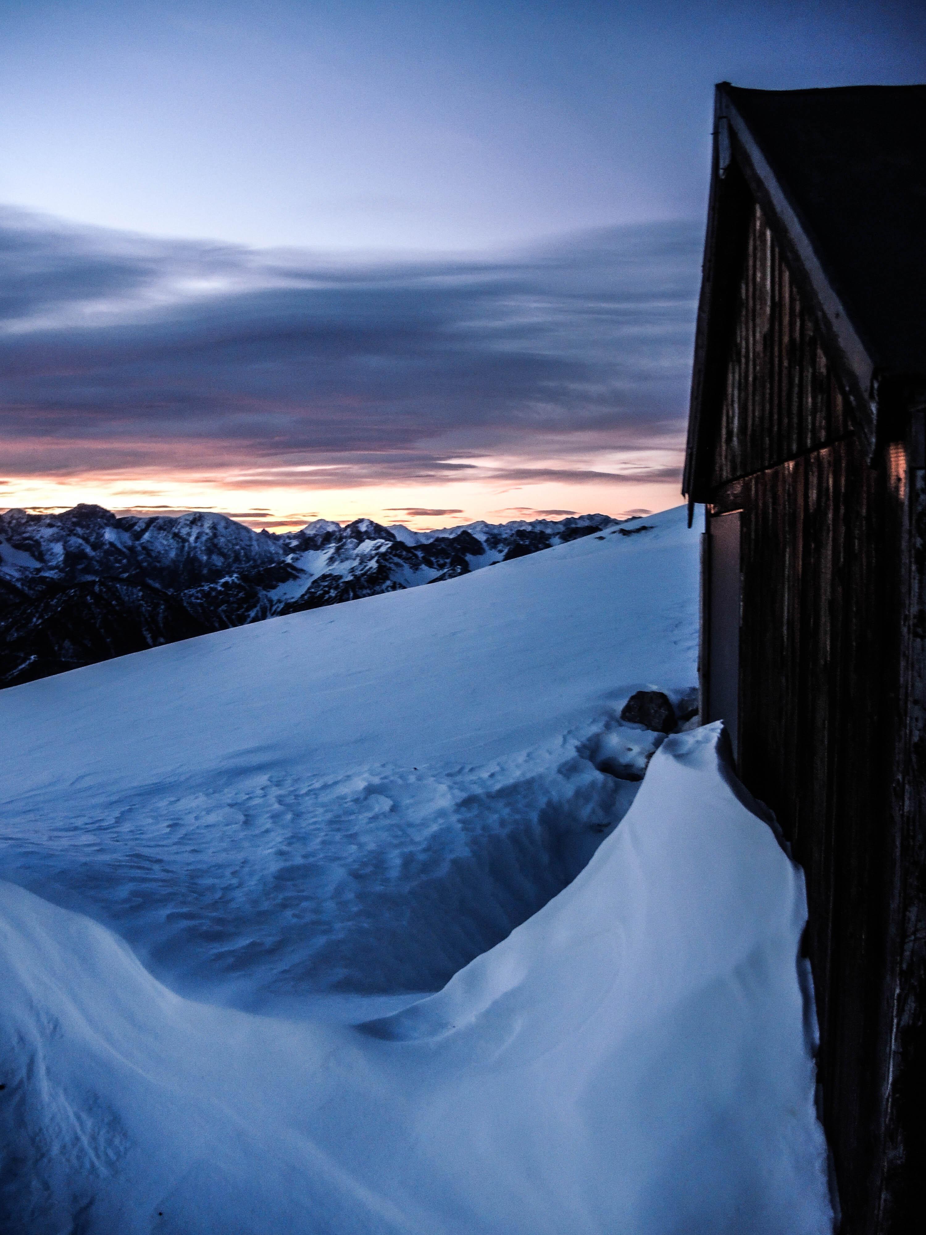 Tiroler Hütte Karwendel