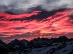 Sonnenaufgang Karwendel II