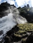 Wasserfall Sulzenauhütte
