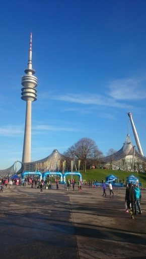 Münchner Winterlaufserie 10k