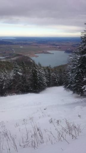 Fast an der Schneegrenze