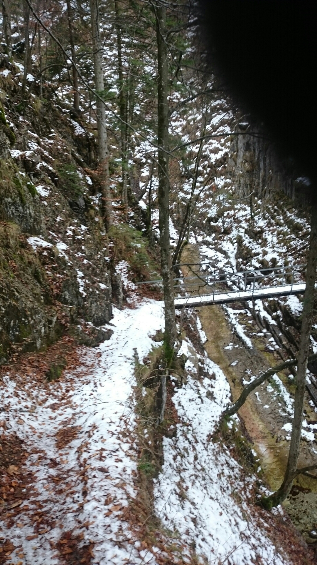 Brücke über den Teufelsgraben