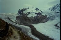Monte Rosa mit Gornergletscher