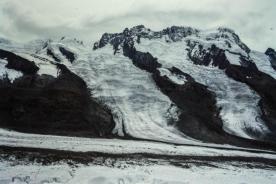 Castor/Pollux und Breithorn