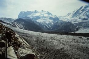 Dufourspitze 4637 Meter