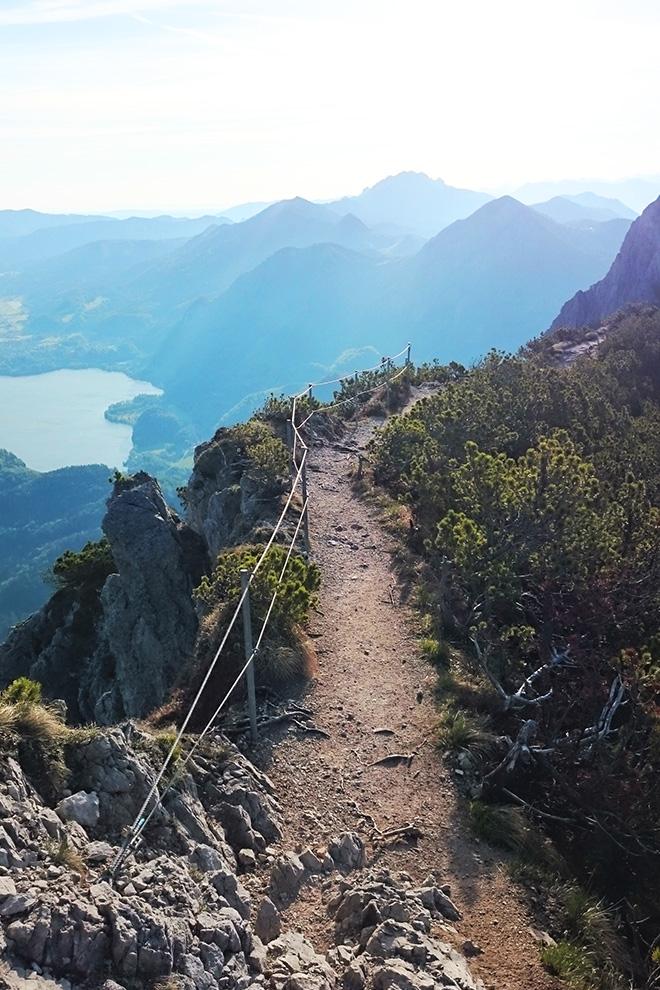 Der Grat zwischen Herzogstand und Heimgarten ist ein atemberaubender Trailrunning-Balkon