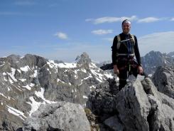 Gipfelbild Sulzleklammspitze