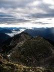 Blick von der Krapfenkarspitze