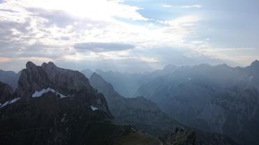 Westliche Karwendelspitze Karwendeltal