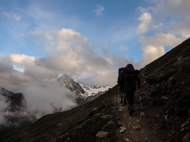 Talleitspitze (3406 m) im Blick