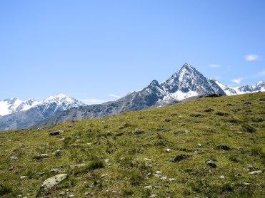 Wieder die Talleitspitze