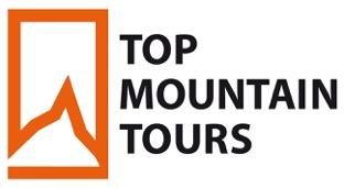 Top Mountain Tours Logo