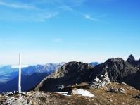 Gipfel Rappenseekopf