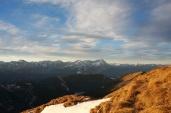 Zugspitze mit Wank im Vordergrund