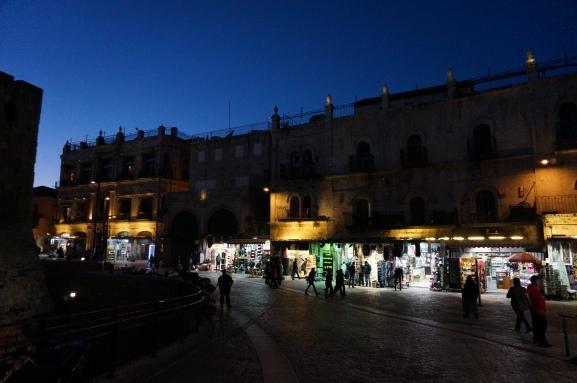 In der Old City