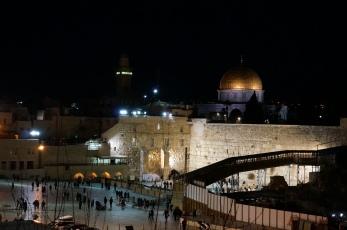 Klagemauer, Al-Aqsa-Moschee