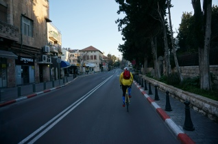 Zooming through Jerusalem