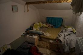 Kuschelige Schlafstätte