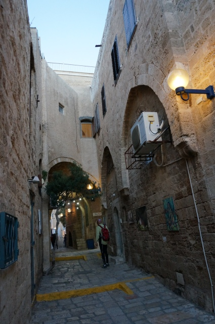Jaffa Streetview