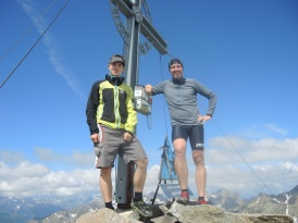Was für eine Ehre - auf dem Zwieselbacher Rossskogel mit Lukas Ruetz, dem Mister Kühtai