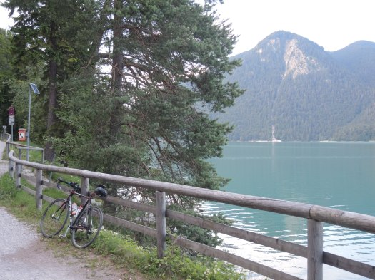 Walchensee Rennrad Jochberg